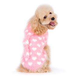 PP Heart Hoodie Sweater