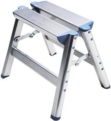 12 inch Aluminum Folding Step Stool