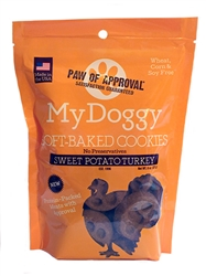 My Doggy Cookies - 8 oz Sweet Potato Turkey