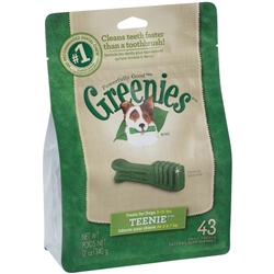 Greenies  Treat Pak - 6oz