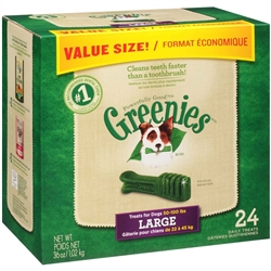 Greenies Dental Chews Value Tub - 36oz