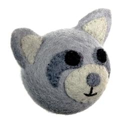 Wooly Wonkz Woodland Toy Raccoon