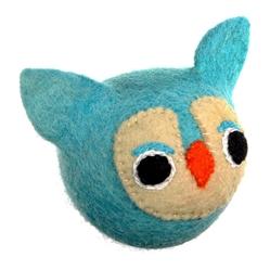 Wooly Wonkz Woodland Toy Owl