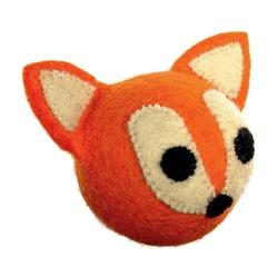 Wooly Wonkz Woodland Toy Fox
