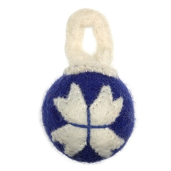 Wooly Wonkz Holiday Toy Ornament