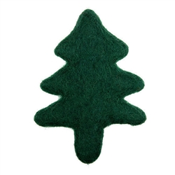 Wooly Wonkz Holiday Toy Christmas Tree