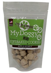 My Doggy Cookies - 5 oz Apple Honey Minis