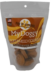 My Doggy Cookies - 10 oz Peanut Butter-Banana
