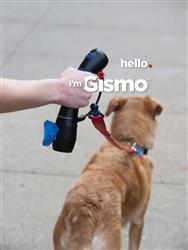 i'm Gismo - Handle w/ Poop Bag Dispenser -4 colors