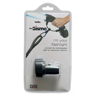 i'm Gismo - Flashlight Connectable