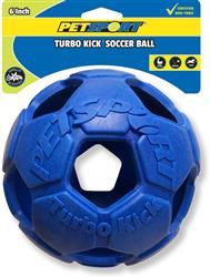 "Turbo Kick Soccer Ball Asst. 6"""