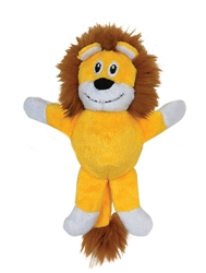 Tender-Tuffs Tiny - Yellow Lion - Small Breed Toy