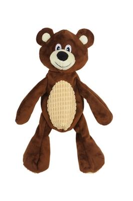 Tender-Tuffs Crinkle - Happy Bear - Low Stuffing