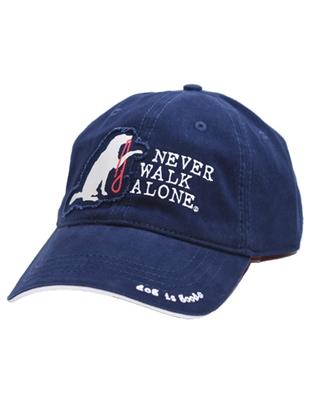 Hat: Never Walk Alone