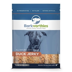 Duck Jerky (Net Wt. 04 oz. SURP)