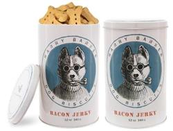 Salty Dog Treat Tin