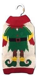 "LED Light Up ""Elf"" Sweater"