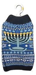LED Light Up Hanukkah Sweater