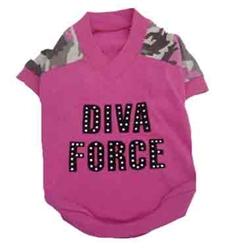 Diva Force Tee