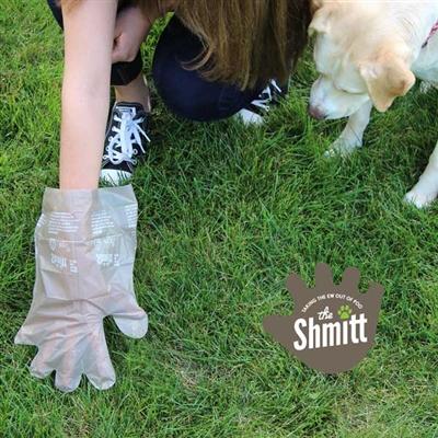 Poop Picking Glove - The Shmitt