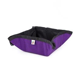 Purple Pocket Sized To-Go Bowl