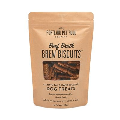 Beef Broth Brew Biscuits