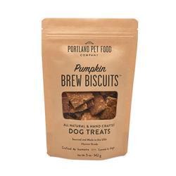 Pumpkin Brew Biscuits