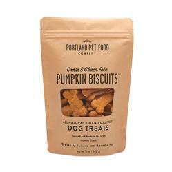 Grain & Gluten Free Pumpkin Biscuits