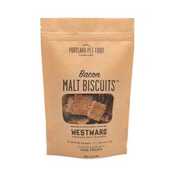 Malt Bacon Biscuits