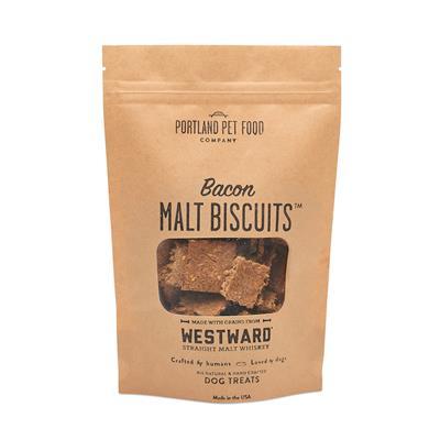 Malt Bacon Biscuits