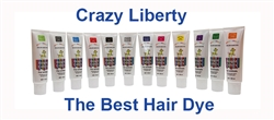 Pet Permanent Hair Dye by Crazy Liberty
