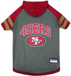 San Francisco 49ers Hoody Dog Tee