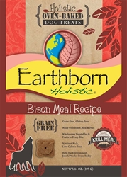 Bison Recipe Oven Baked Biscuits Grain Free, 14oz