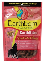 EarthBites Lamb Meal Recipe Treats, 7.5oz (Case of 8)