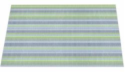 Large Perfect Litter Mat - Sage Green Stripe