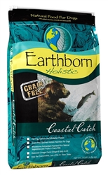Earthborn Holistic Coastal Catch Dog Food, 14lb