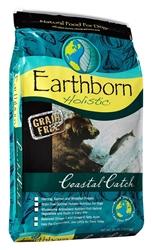 Earthborn Holistic Coastal Catch Dog Food, 28lb