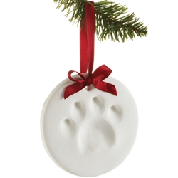 Pawprints™ Round Ornaments