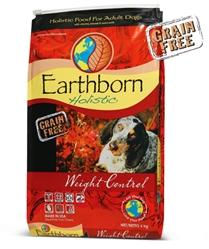 Earthborn Holistic Weight Control Grain Free, 28 lb