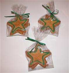 Fat Murray' s Christmas Star 2-Pack Wrapper (6 Pack)