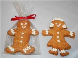 Fat Murray' s Gingerbread Boy and Girl  (6 pack)