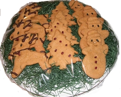 Fat Murray' s Holiday Cookie Platter