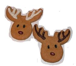 Fat Murray's-Reindeer Heads (6 pack)
