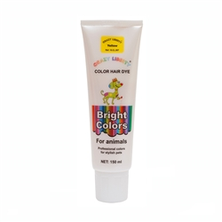 Yellow Permanent Pet Hair Dye by Crazy Liberty