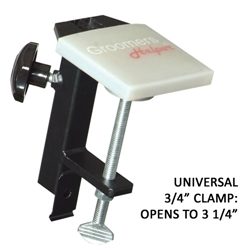 3/4ʺ Table Clamp - Universal by Groomers Helper