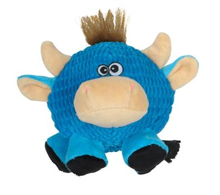 Tender-Tuffs Ball - Round Blue Cow