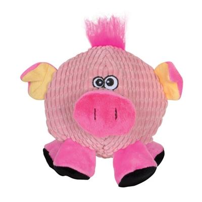 Tender-Tuffs Ball - Round Pink Pig