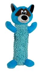 Tender-Tuffs Fetch - Shaggy Blue Raccoon