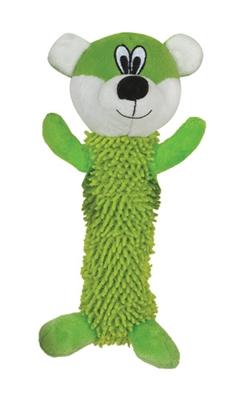 Tender-Tuffs Fetch - Shaggy Green Bear