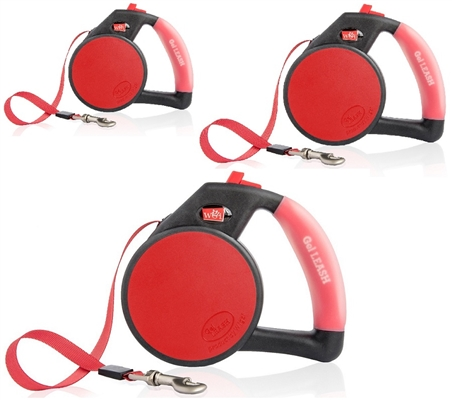 Wigzi Gel Leash - Retractable